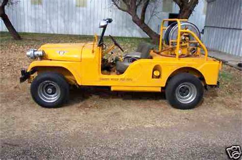 jeep fire truck for sale 1956 m170 jeep fire vehicle for sale