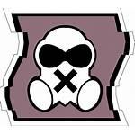 Mute Rainbow Six Siege Icon Clipart Clancy