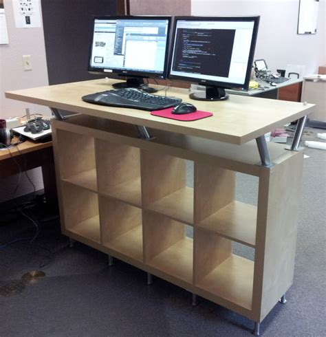 bureau console ikea resemblance of working with ikea stand up desk your