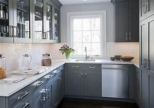 Couleur Cuisine Ikea : la cuisine grise plut t oui ou plut t non design and cuisine ~ Nature-et-papiers.com Idées de Décoration
