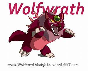 Wolfwrath by Wolfwrathknight on DeviantArt