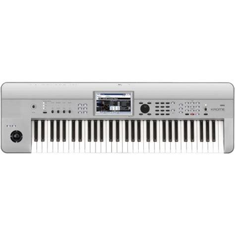 korg krome 61 key synthesizer workstation limited
