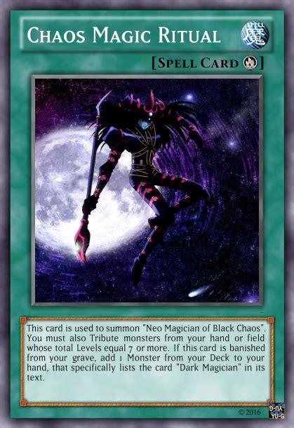 Sorcerer Of Magic Deck Build by Make Quot Magician Of Black Chaos Quot Advanced Multiples