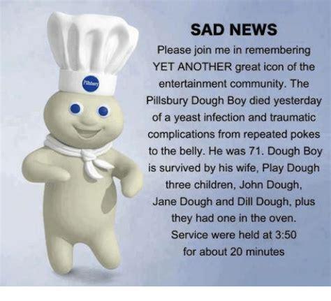 Pillsbury Dough Boy Meme - 25 best memes about pillsbury dough boy pillsbury dough boy memes