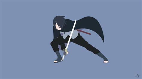 Boruto The Movie Minimalist Anime By