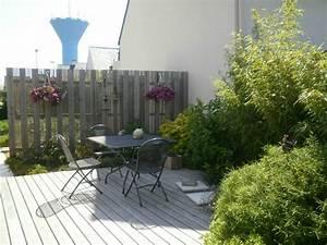 Matériaux Pour Terrasse : cr er son jardin sur mesure cr apaysage ~ Edinachiropracticcenter.com Idées de Décoration