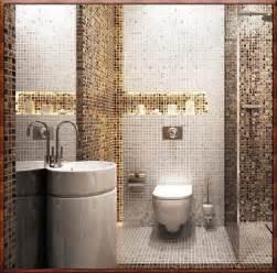 bad fliesen design bilder mosaik fliesen bad braun zuhause dekoration ideen