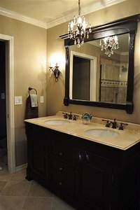 Small spa master bath redo we loved everything about our for Spa style bathroom vanity