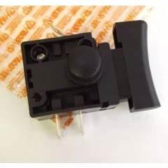 Tronconneuse Stihl Electrique Batterie : interrupteur pour stihl ~ Premium-room.com Idées de Décoration