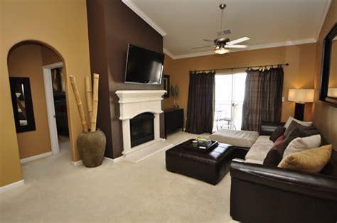 Warm Neutral Color Paint Living Room
