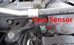 How To Replace The Crank And Camshaft Position Sensors