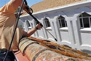 Tarif Nettoyage Toiture Hydrofuge : devis nettoyage toiture monsieur travaux ~ Melissatoandfro.com Idées de Décoration