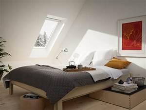 Chambre Sous Les Combles : bien am nager une chambre sous les combles r ve de combles ~ Melissatoandfro.com Idées de Décoration