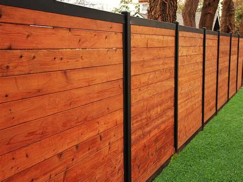 Privacy Fence [metal Frame + Any Infill]