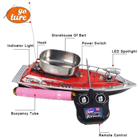 Real Rc Fishing Boat by Remote Boat Toys Free Real