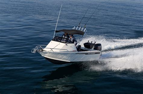 Fishing Boat Designs 1 by Advanced Fishing Boat Designs For Australian Anglers