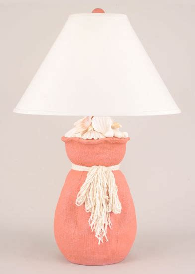 interior  amazing coral colored table lamps
