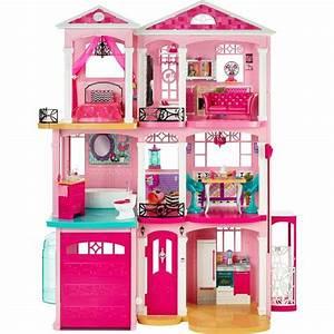 Barbie Maison De Rve Mattel King Jouet Poupes