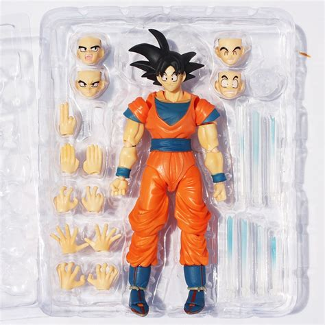 Shope for official dragon ball z toys, cards & action figures at toywiz.com's online store. 2pcs/set Dragon Ball Z Son Goku Action Figures PVC Action ...
