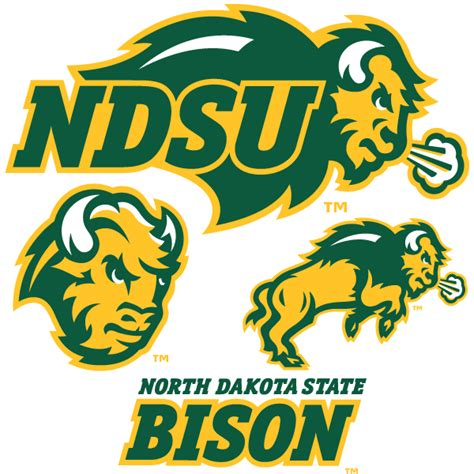 North Dakota State Bison Stampede Forward With