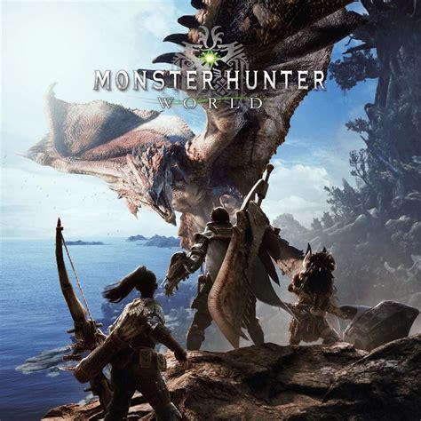 games  monster hunter world polygon
