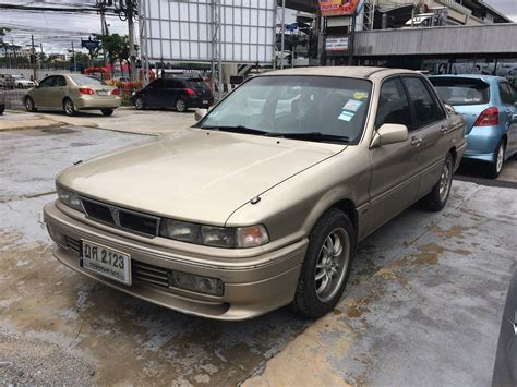 2000 Mitsubishi Galant Transmission by 1993 Mitsubishi Galant S Sedan 2 0l Manual
