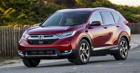2017 Honda Cr-v Gets Showcased
