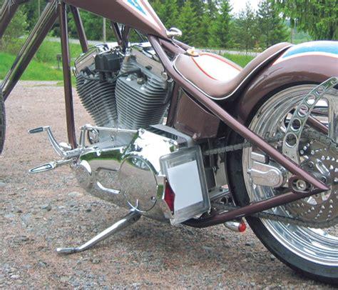 Universal Motorcycle Kickstand