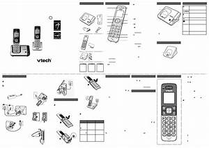 Vtech Dect 6 0 Cs6719-16 User U0026 39 S Manual