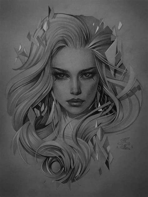 Пин от пользователя Alexey Doroshenko на доске Идеи для tattoo   Татуировка портрет, Вампирское