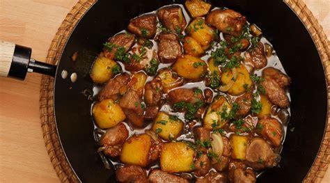 recettes de cuisine au wok wok de porc à l 39 ananas caramel au vinaigre de xérès par