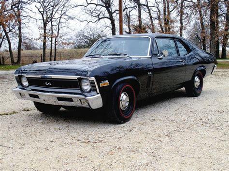 1970 Chevrolet Nova 2 Door Coupe 138214