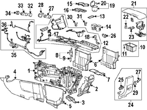 Gmc Part Diagram by Parts 174 Gmc Terrain Oem Parts Diagram