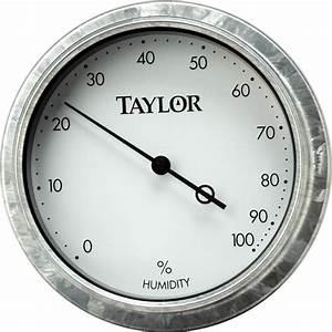 Taylor 6422, Taylor 6422 Hygrometer, Taylor 6422 Analog ...
