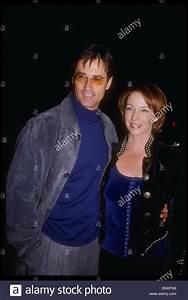 2000; Hollywood, CA, USA; BRUCE ABBOTT and wife, KATHLEEN ...