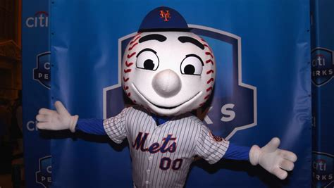 Mr. Met Fired For Flipping The Bird