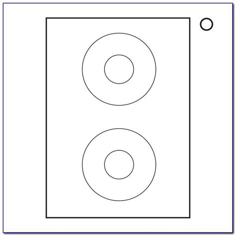 memorex cd label template  publisher