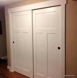 Doors For Closet by Closet Door Makeover Room Ideas Lauren Pinterest