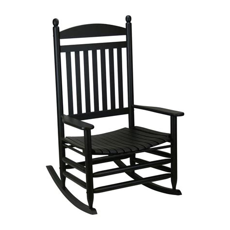 Modern Outdoor Ideas Lowes Black Rocking Chairs Cracker