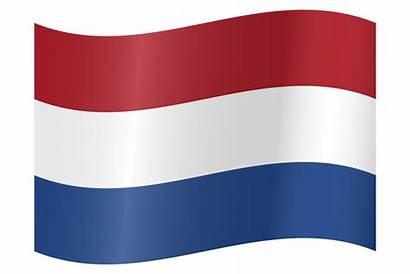 Flag Austria Waving Nederlands Icon Austrian Hart