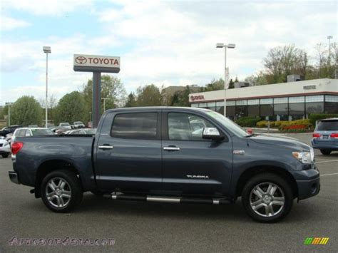 Toyota Tundra Crewmax 4x4 For Sale by 2008 Toyota Tundra Limited Crewmax 4x4 In Slate Gray