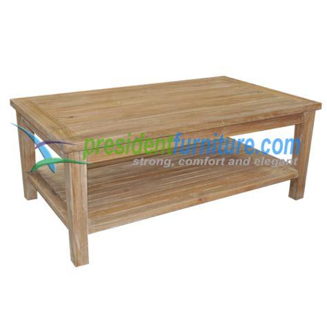recta coffee table tundan  president furniture