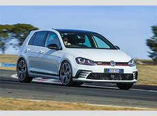 2016 Volkswagen Golf GTI 40 Years Review photos CarAdvice