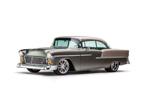 Bob Morgan's 1955 Chevy Bel Air Was Quite A Challenging