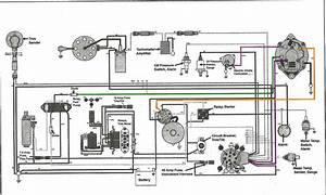 1994 5 7 Volvo Penta Alternator Wiring Diagram