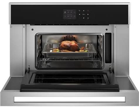 monogram zmbsnss   single steam electric wall oven   cu ft total capacity