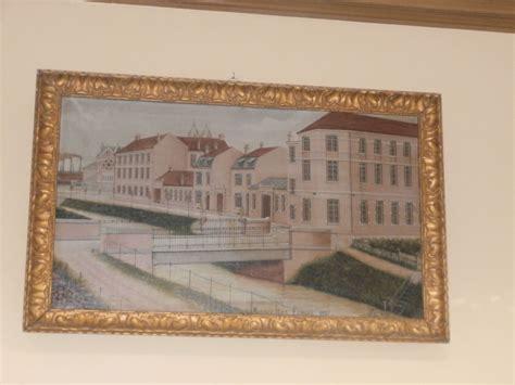 bureau de l 騁at civil la visite de la mairie de merville école victor hugo