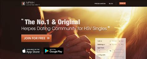 Free Herpes Dating Site