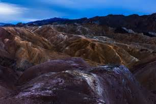 fort worth photographers eroded of zabriskie point valley national park