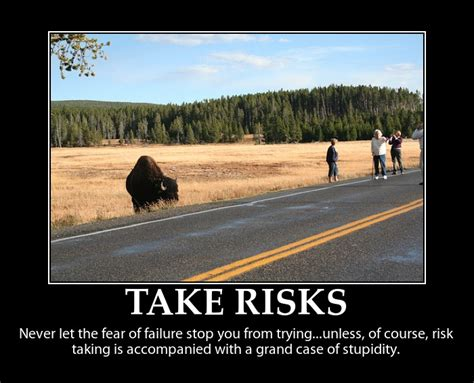 risks quotes quotesgram